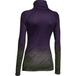 Under Armour® Women's ColdGear® Cozy Sublimated 1/2 Zip Top
