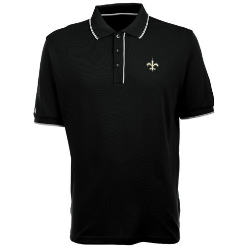 Antigua Men's New Orleans Saints Elite Polo Shirt