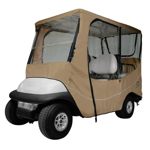 Classic Accessories Fairway Collection Travel Golf Cart Enclosure