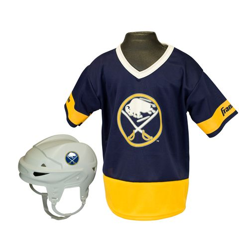 Franklin Kids' Buffalo Sabres Uniform Set