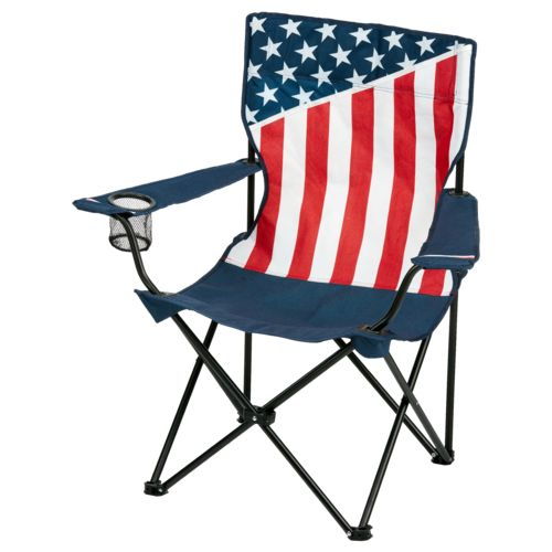 ... Academy USA Flag Folding Chair   View Number 2 ...