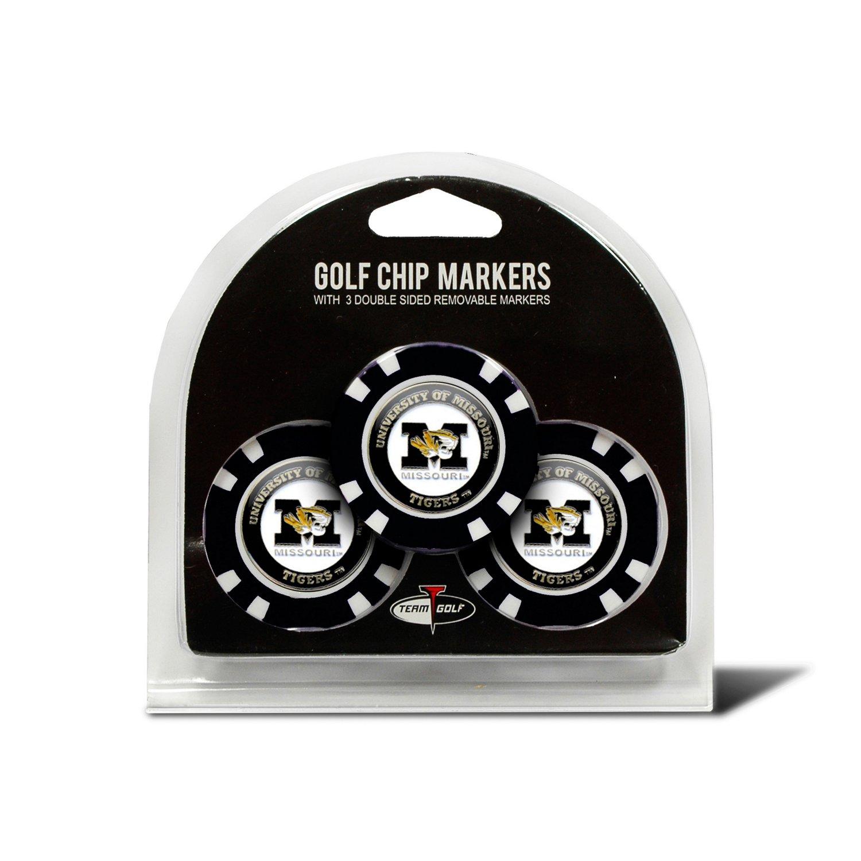 Team Golf University of Missouri Poker Chip and