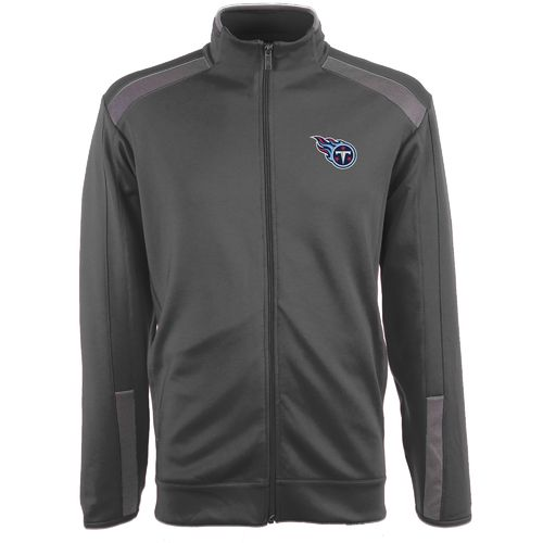 Antigua Men's Tennessee Titans Flight Jacket