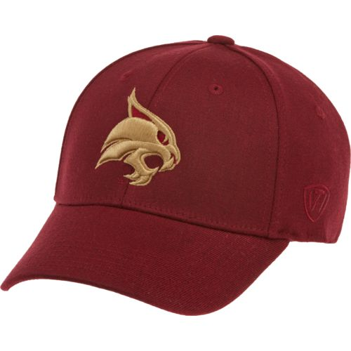 Top of the World Men's Texas State University Premium Collection Memory Fit™ Cap - view number 1
