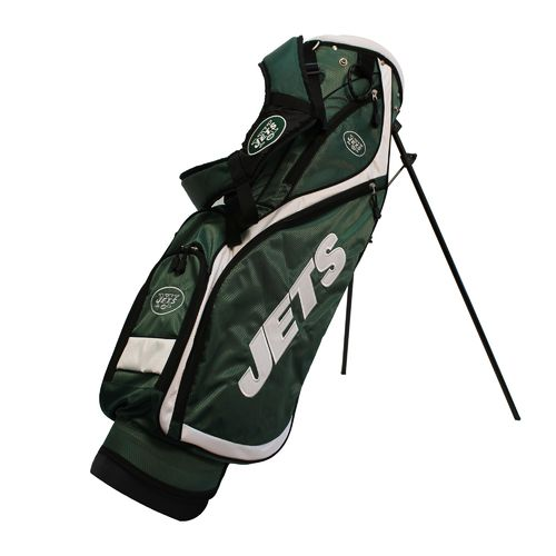 Team Golf New York Jets Nassau Golf Stand Bag