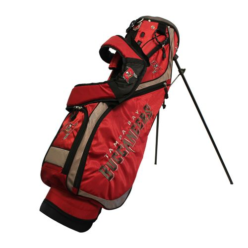 Team Golf Tampa Bay Buccaneers 49ers Nassau Stand Golf Bag
