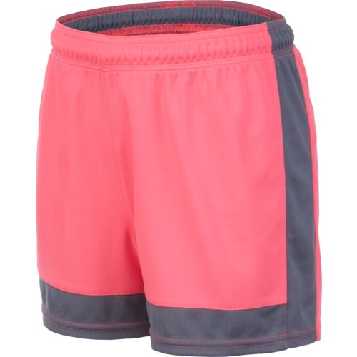 Display product reviews for BCG Girls' Side Panel Soccer Short