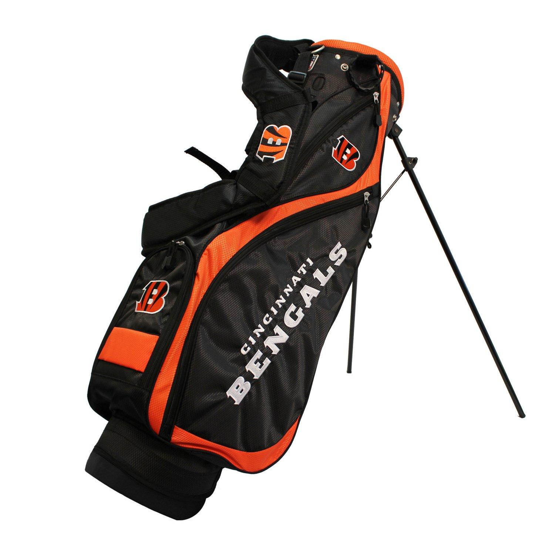 Team Golf Cincinnati Bengals Nassau Golf Stand Bag