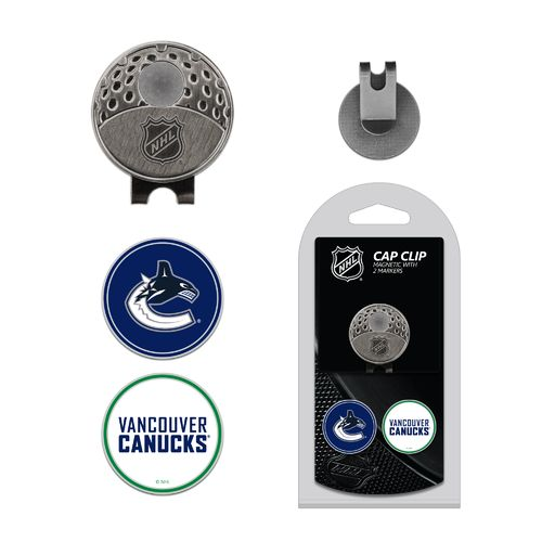 Team Golf Vancouver Canucks Marker Cap Clip - view number 1