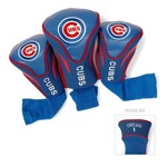 Team Golf Chicago Cubs Contour Sock Head Covers 3-Pack - view number 1