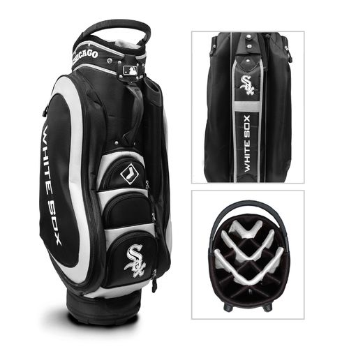 Team Golf Chicago White Sox Medalist 14-Way Cart Golf Bag - view number 1