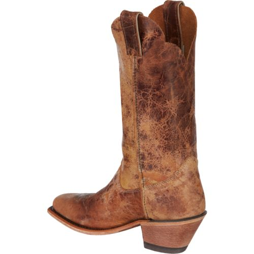 Justin Women's Bent Rail Tan Road Western Boots - view number 3