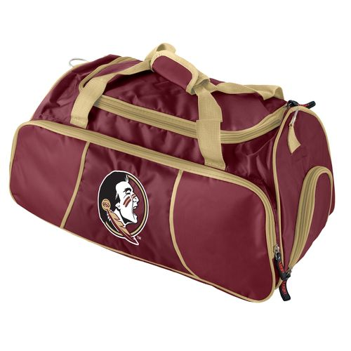 New Logo Florida State University Athletic Duffel Bag free shipping