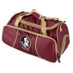 Logo™ Florida State University Athletic Duffel Bag - view number 1