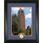 The Highland Mint University of Florida Campus Traditions Bronze Coin Photo Mint