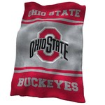 Logo Ohio State University Ultrasoft Blanket