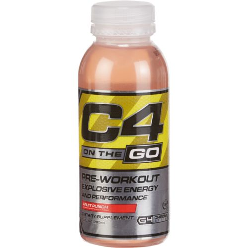 Cellucor C4 ON THE GO Energy Drink