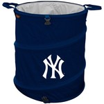 Logo New York Yankees Collapsible 3-in-1 Cooler/Hamper/Wastebasket