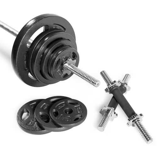 Display product reviews for CAP Barbell 160 lb. Barbell Weight Set