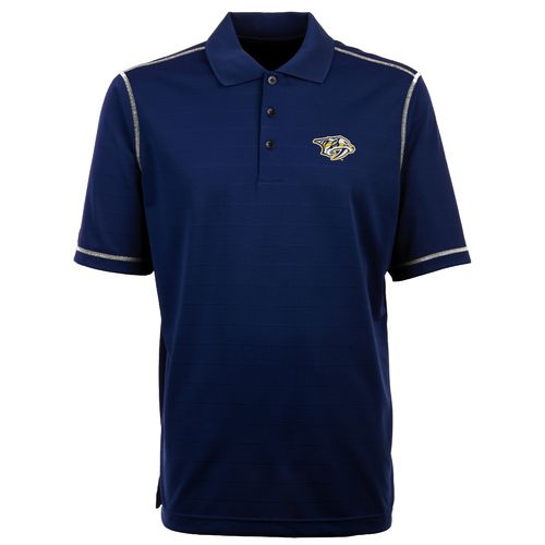 Antigua Men's Nashville Predators Icon Polo Shirt