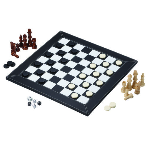 Mainstreet Classics Bourbon Street 3-in-1 Game Set