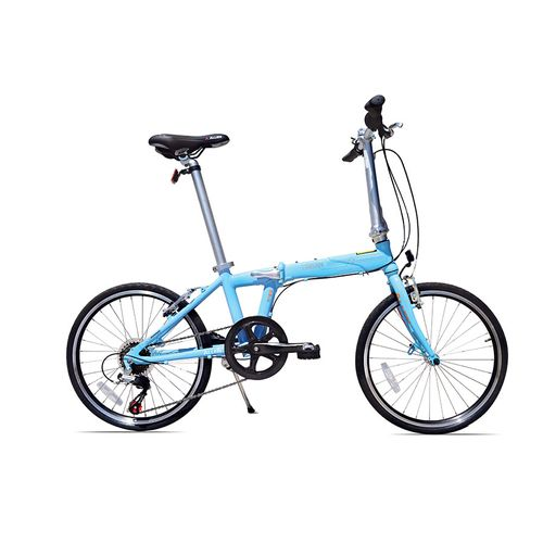 Allen Sports Adults' UrbanX 451 mm 7-Speed Folding Bicycle