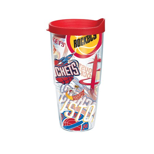Tervis Houston Rockets Allover 24 oz. Tumbler with Lid
