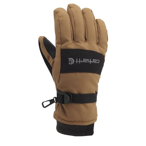 Display product reviews for Carhartt Men's WP Insulated Work Gloves