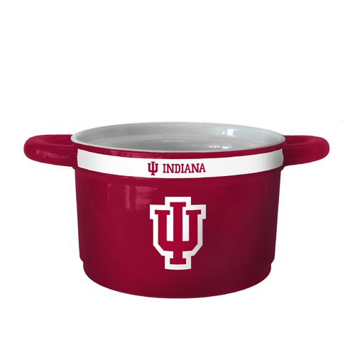 Boelter Brands Indiana University Gametime 23 oz. Ceramic Bowl