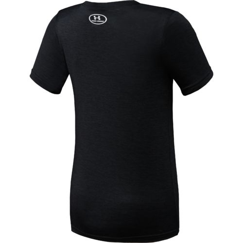 Under Armour Boys' Big Logo Hybrid T-shirt - view number 2