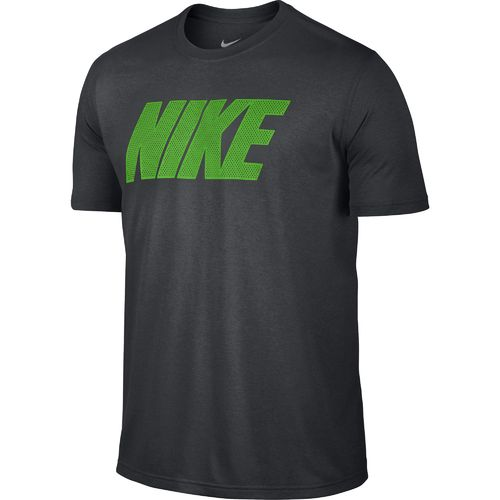 Nike Men's Legend Mesh Block Short Sleeve T-shirt