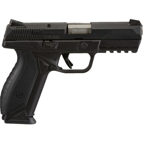 Display product reviews for Ruger American 9mm Striker-Fired Pistol