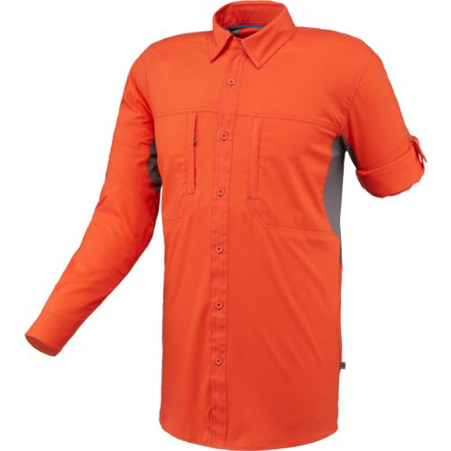 Magellan Outdoors™ Men's Fish Gear Long Sleeve Fishing Shirt