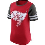 Nike Women's Tampa Bay Buccaneers Gear Up Modern Fan Top