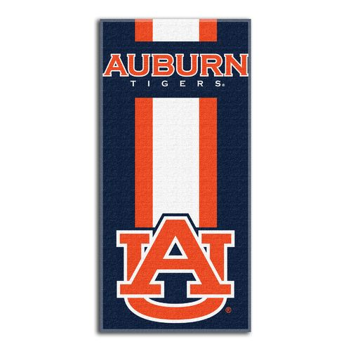 The Northwest Company Auburn University Zone Read Beach Towel