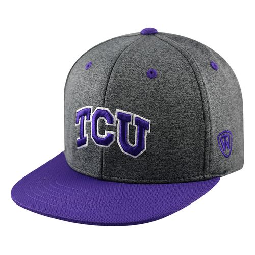Top of the World Men's Texas Christian University Energy 2-Tone Adjustable Cap
