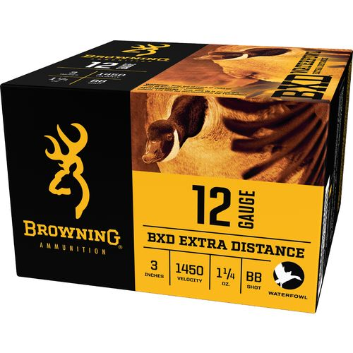 Browning Extra-Distance Steel Waterfowl 12 Gauge Shotshells - view number 3