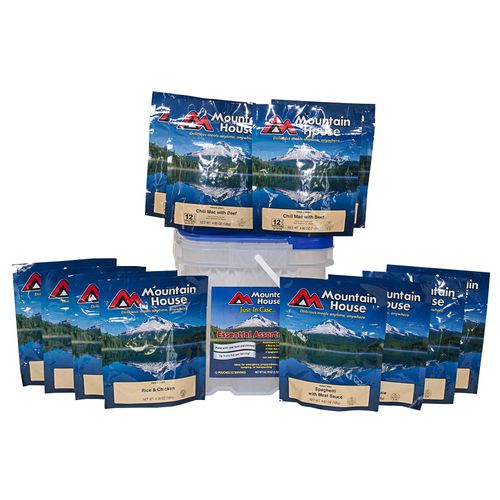Mountain House® Essential Assortment Bucket - view number 1