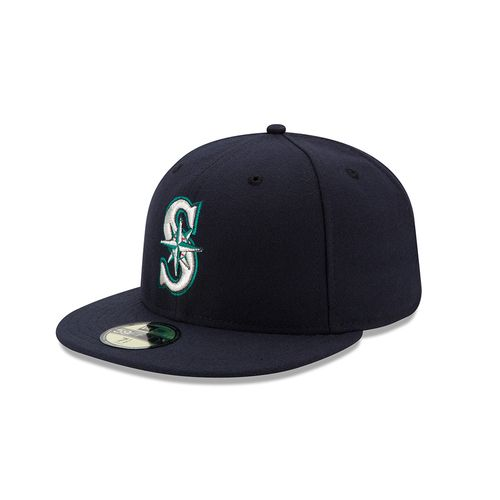 New Era Men's Seattle Mariners 2016 59FIFTY Cap