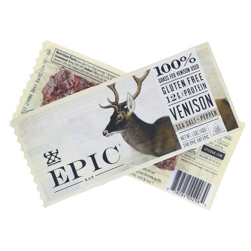 Display product reviews for Epic Meat Protein Bar
