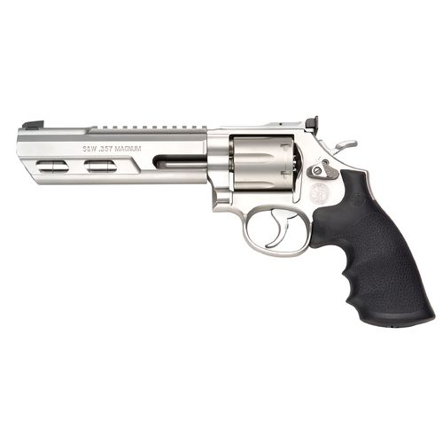 Smith & Wesson Performance Center 686 Competitor .357 Magnum/.38 S&W Special +P Revolver