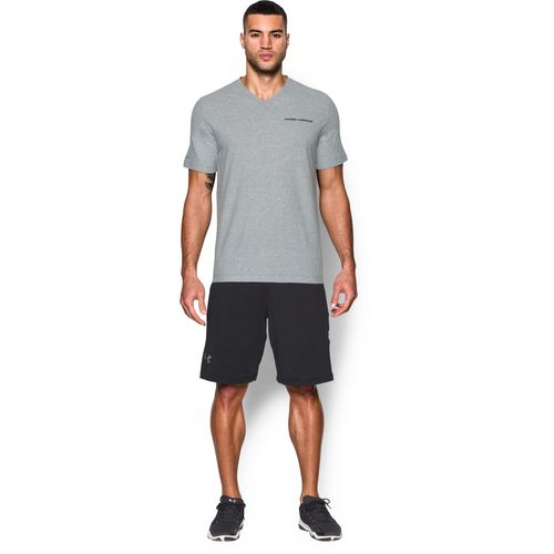 Under Armour Men's Charged Cotton T-shirt - view number 4