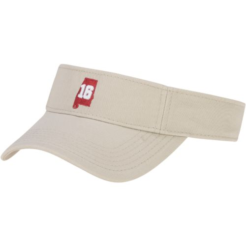 The Game Men's University of Alabama Visor