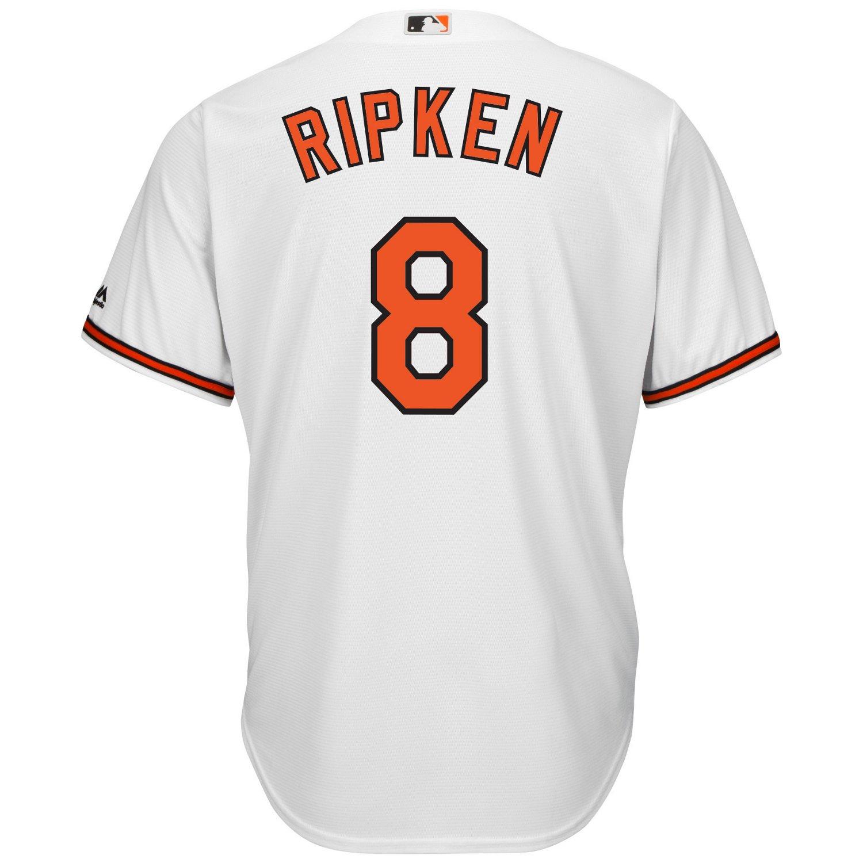 Majestic Men's Baltimore Orioles Cal Ripken Jr. #8