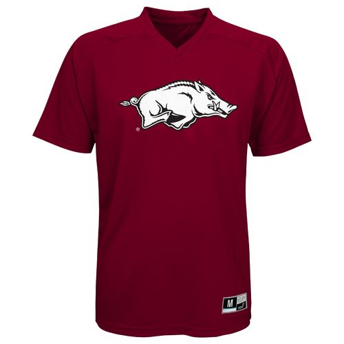 Gen2 Boys' University of Arkansas Mascot Performance T-shirt