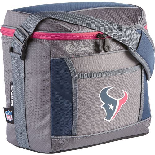 Coleman™ Houston Texans 16-Can Soft-Sided Cooler - view number 3
