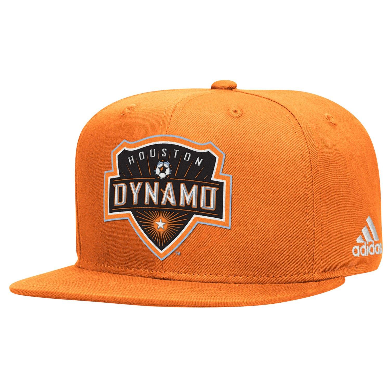 adidas™ Men's Houston Dynamo Oversize Logo Snapback Cap