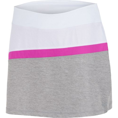 BCG™ Women's Club Sports Mesh Pieced Tennis Skirt