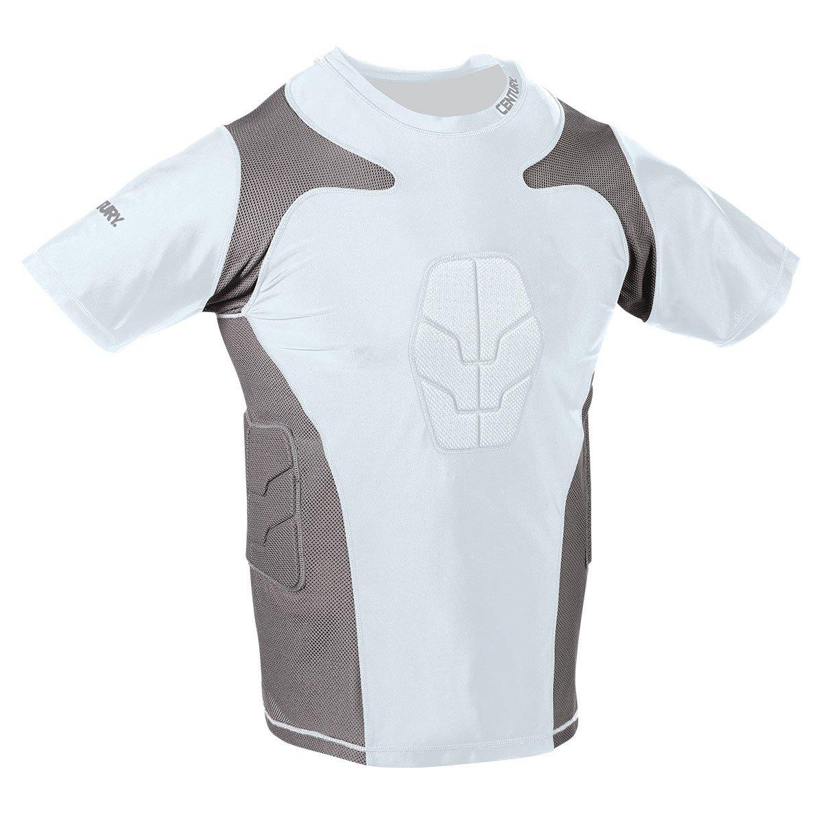 Century® Kids' Short Sleeve Padded Compression Shirt