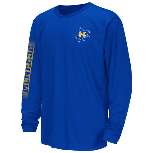 Colosseum Athletics™ Juniors' McNeese State University Long Sleeve T-shirt